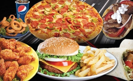 $16 Groupon to The Oasis Restaurant and Delivery - The Oasis Restaurant and Delivery in Toledo