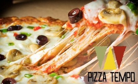 $20 Groupon to Pizza Tempo - Pizza Tempo in Bethesda