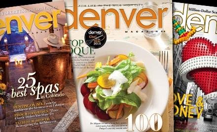 Denver Magazine - Denver Magazine in
