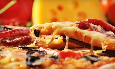 $20 Groupon to Florencia Pizza Bistro - Florencia Pizza Bistro in Ahwatukee