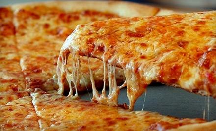 $20 Groupon to Romeo's New York Pizza - Romeo's New York Pizza in Johns Creek