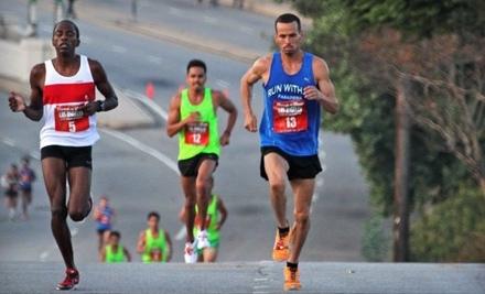 $40 Groupon to Run With Us - Run With Us in Pasadena