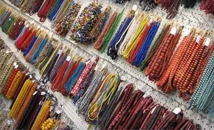 $20 Groupon to Beads Galore International - Beads Galore International in Tempe