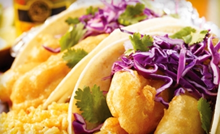 $20 Groupon to Berryhill Baja Grill - Berryhill Baja Grill in Austin