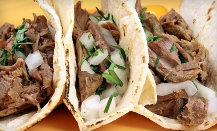 $12 Groupon to Abuela's Tacos - Abuela's Tacos in Las Vegas