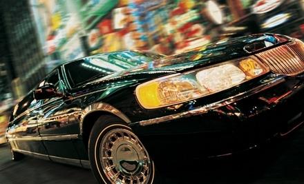 $100 Groupon to Signature Limousine Service - Signature Limousine Service in