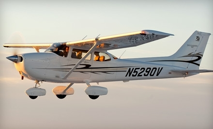 Solberg Aviation: 15-Minute Introductory Flight Lesson - Solberg Aviation in Whitehouse Station