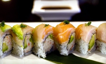 $22 Groupon to Tokyo Japanese Steakhouse and Sushi Bar - Tokyo Japanese Steakhouse and Sushi Bar in Lehi