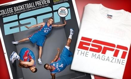 ESPN The Magazine - ESPN The Magazine in