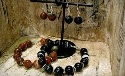 Beadniks: 2-Hour Class on Creating the Tree of Life Necklace Including Supplies - Beadniks in Bloomington