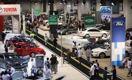 2011 Virginia Motor Trend International Auto Show from March 11-13 - Virginia Motor Trend International Auto Show in Richmond