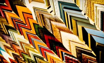 $100 Groupon to The Frame House - The Frame House in Arcadia