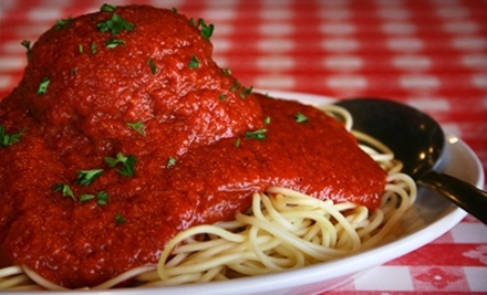 Saucy Noodle Ristorante: $20 Groupon for Lunch - Saucy Noodle Ristorante in Denver