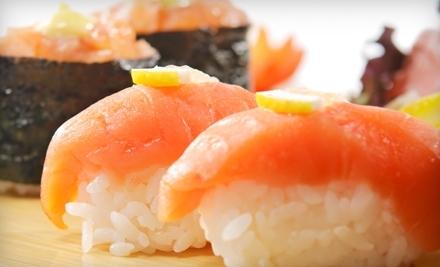 $40 Groupon to Sushi Zen Bistro - Sushi Zen Bistro in Costa Mesa
