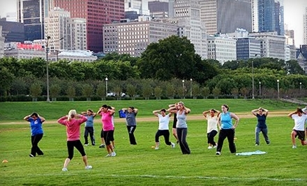 TEAMiFIT: 5-Months of Unlimited Outdoor Boot Camps - TEAMiFIT in Chicago