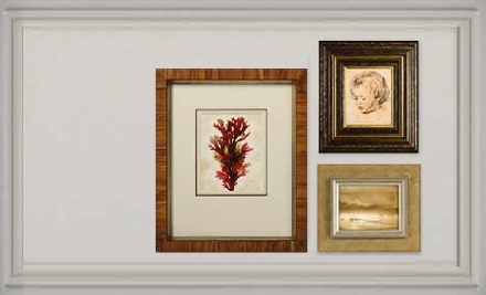 $100 Groupon to The Great Frame Up - The Great Frame Up in