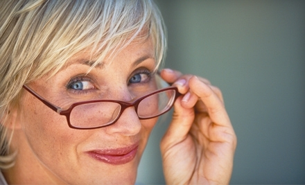 $150 Groupon to OptiMark Eyecare - OptiMark Eyecare in Seattle