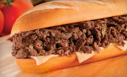 Philly Connection: $10 Groupon toward Lunch Fare - Philly Connection  in Arlington