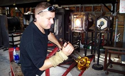 Janke Studios: 5-Week Beginning Glassblowing Class - Janke Studios in Atlanta