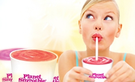 Planet Smoothie - Planet Smoothie in Orlando