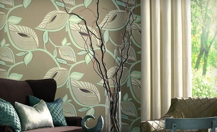 $100 Groupon to The Wallpaper Co.  - The Wallpaper Co. in Scottsdale