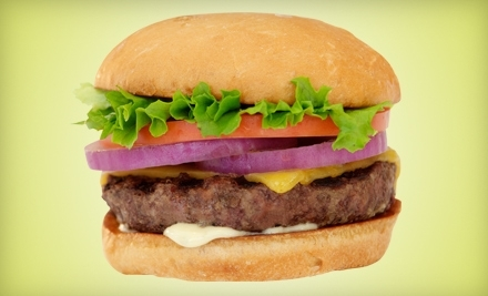 $20 Groupon to Larkburger - Larkburger in Fort Collins