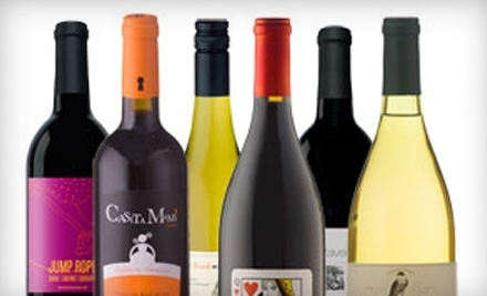 $85 Groupon to MyWinesDirect.com - MyWinesDirect.com in