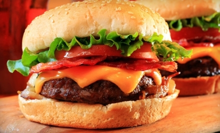 $16 Groupon to Top Notch Beefburgers - Top Notch Beefburgers in Chicago
