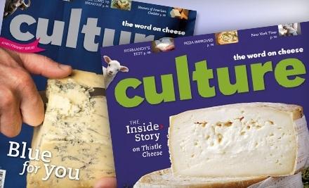 Culture Magazine: 1-Year Subscription - Culture Magazine in Petaluma