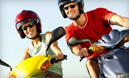 Fun Rentals: 4-Hour Scooter Rental - Fun Rentals in Deerfield Beach