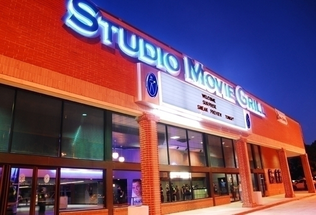 Studio movie grill charlotte nc groupon for Asian cuisine mint hill nc