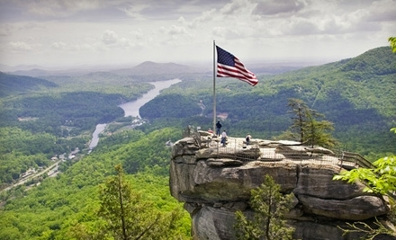 Chimney Rock at Chimney Rock State Park: Child Pass - Chimney Rock at Chimney State Park in Chimney Rock