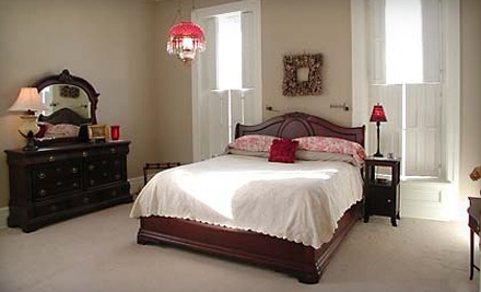 Admiral Bicknell Inn Bed and Breakfast: 1-Night Stay with Breakfast on Friday and Saturday - Admiral Bicknell Inn Bed and Breakfast in New Albany