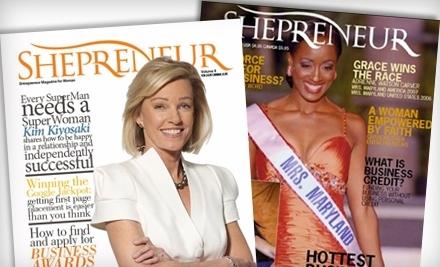 Shepreneur Magazine - Shepreneur Magazine in