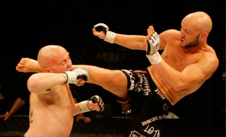 UCF Arena: Upper-Level World Extreme Fighting on Apr. 22 at 7PM - UCF Arena in Orlando