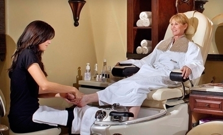 Spa gregorie s rancho santa margarita ca groupon for 18 8 salon rancho santa margarita