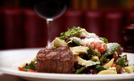 $120 Groupon to Carmichael's Chicago Steak House - Carmichael's Chicago Steak House in Chicago