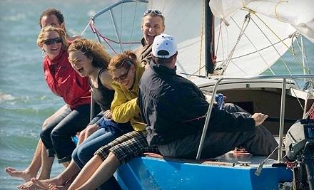 Spinnaker Sailing - Spinnaker Sailing in San Francisco