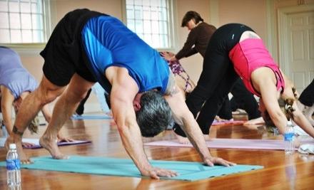 Yoga Now - Yoga Now in Dedham