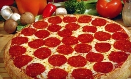 East Of Chicago Pizza Akron Millersburg Oh Groupon