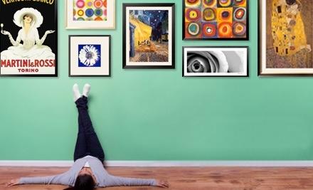 $50 Groupon to Art.com - Art.com in