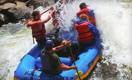 Buffalo Joe's: Brown's Canyon Half-Day Rafting Package  - Buffalo Joe's in Buena Vista