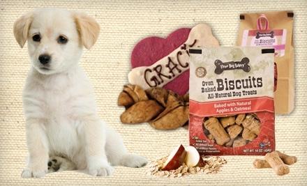 $25 Groupon to Three Dog Bakery - Three Dog Bakery in Kansas City