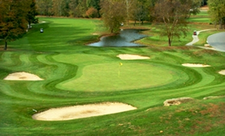 Salt Creek Golf Retreat: 18 Holes of Golf with a Cart and Lunch for 2 Sunday - Thursday - Salt Creek Golf Retreat in Nashville