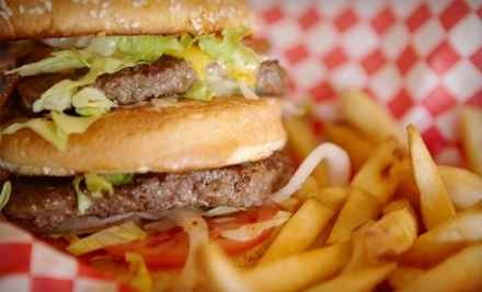$16 Groupon to Fat Dog's Grille & Pub - Fat Dog's Grille & Pub in Greensboro