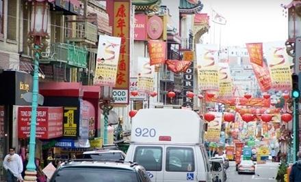 San Francisco Chinatown Walking Tour - San Francisco Chinatown Walking Tour in San Francisco