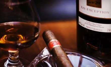 $40 Groupon to Cigar Bar and Grill - Cigar Bar & Grill in San Francisco