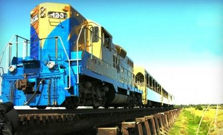 Sierra Dinner Train: