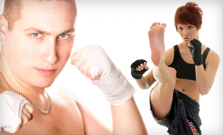 Wai Kru: Two 1-Hour Private Martial Arts Lessons - Wai Kru in Allston