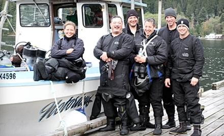 $50 Groupon to Oregon Underwater - Oregon Underwater in